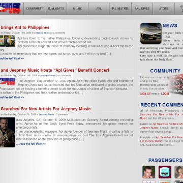 Jeepneymusic Blogs