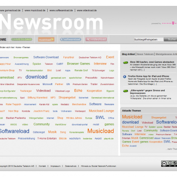 Newsroomloads-Globale-Tag-Funktion